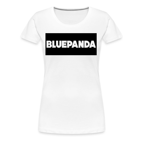 BLUE PANDA - Women's Premium T-Shirt