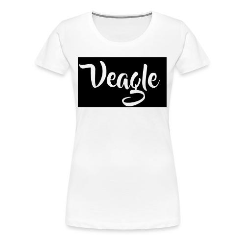 Veagle - Dame premium T-shirt