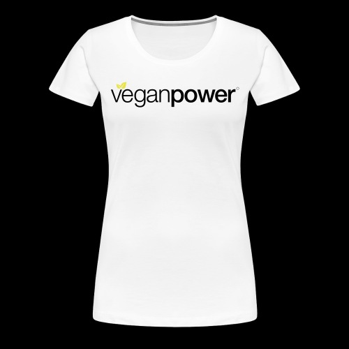 veganpower Lifestyle - Frauen Premium T-Shirt