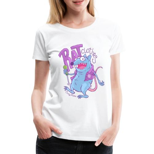 RAT clothes - Frauen Premium T-Shirt