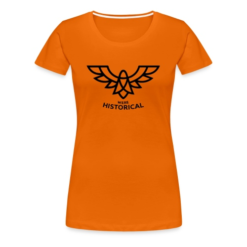 Text & Logo - Women's Premium T-Shirt