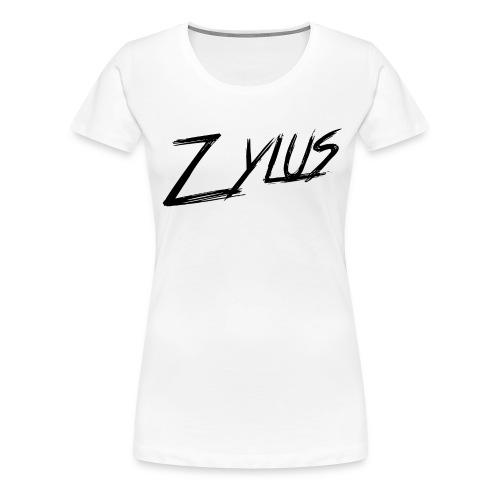 zylus logo 1 - Women's Premium T-Shirt