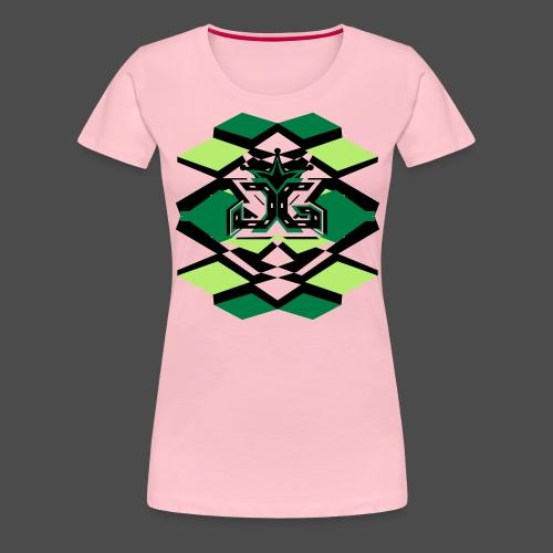 Class Art5 - Women's Premium T-Shirt