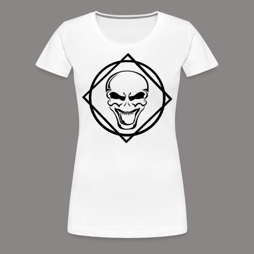 future kickz zwart - Vrouwen Premium T-shirt