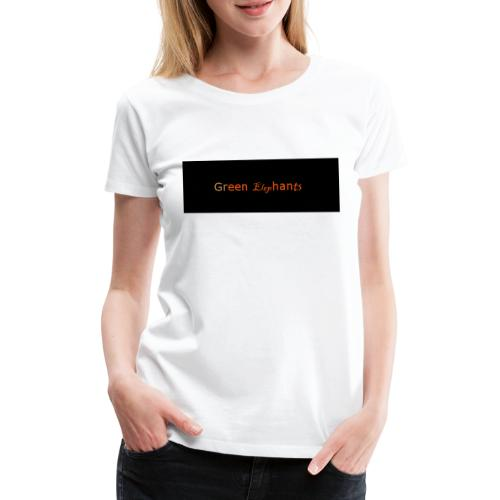 GreenElephants - Frauen Premium T-Shirt