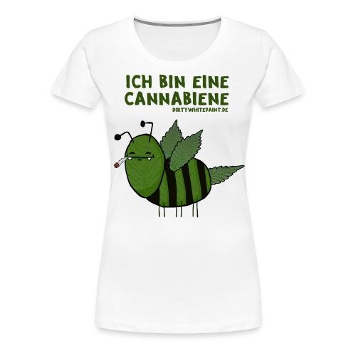 Cannashirt png - Frauen Premium T-Shirt