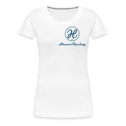 Hauer Racing Logo - Frauen Premium T-Shirt