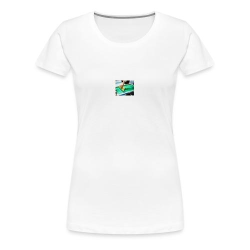 descarga - Camiseta premium mujer