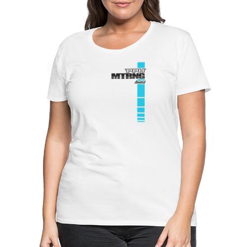 Limited Edition 1 White - Frauen Premium T-Shirt