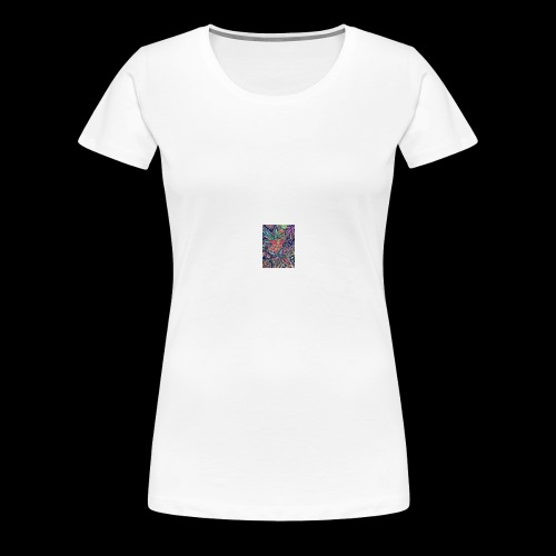 smoke-weed - T-shirt Premium Femme