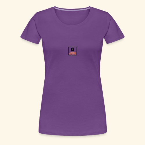 Janni Original Streetwear Collection - Dame premium T-shirt