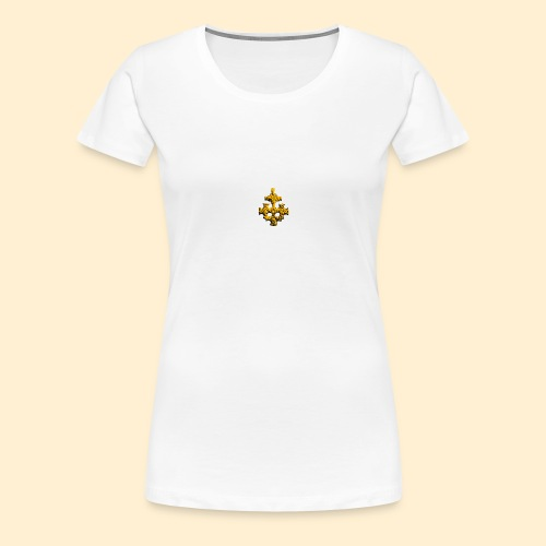 Goldschatz - Frauen Premium T-Shirt