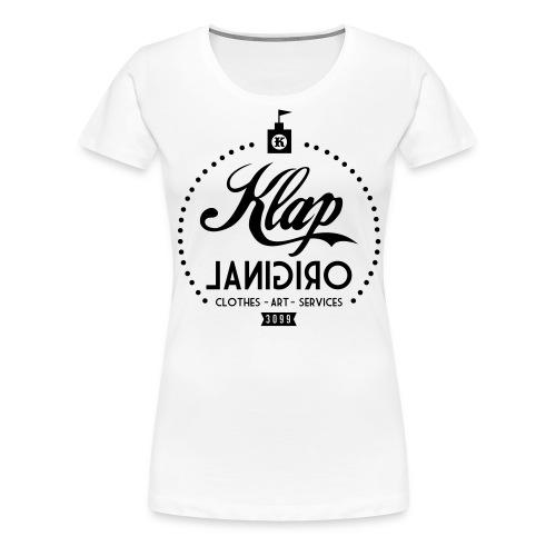 klap logooriginal - T-shirt Premium Femme