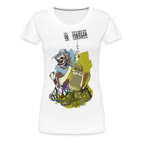 ToxiBrute - T-shirt Premium Femme