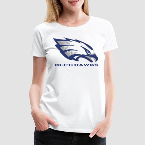 Logo and Lettering singlesided - Frauen Premium T-Shirt