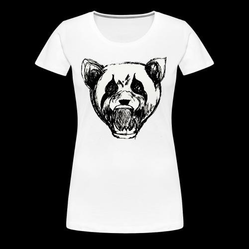 NatureRebellion Panda - T-shirt Premium Femme