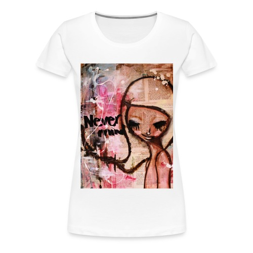 nevermind - Premium-T-shirt dam
