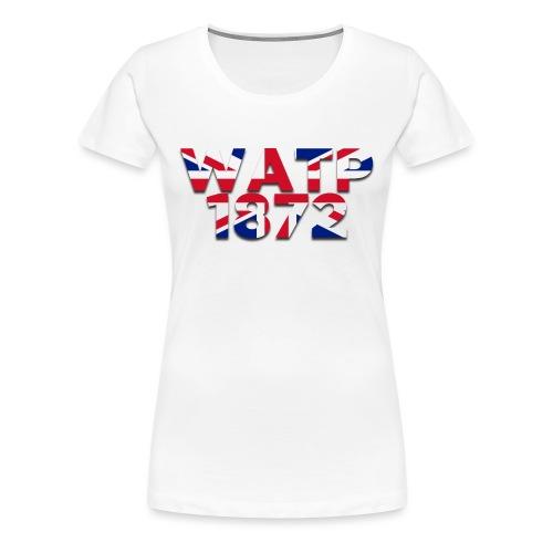 WATP 1872 - Women's Premium T-Shirt
