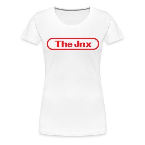The Jnx - Premium-T-shirt dam