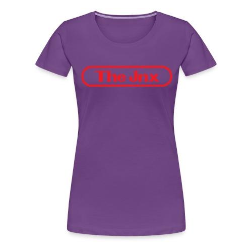 The Jnx png - Premium-T-shirt dam
