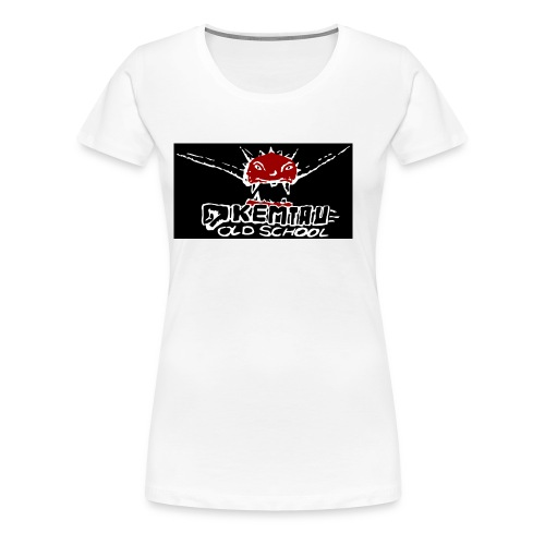 faustoldschool 002 - Frauen Premium T-Shirt
