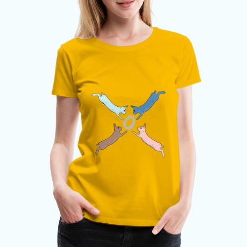 Easter - Women's Premium T-Shirt