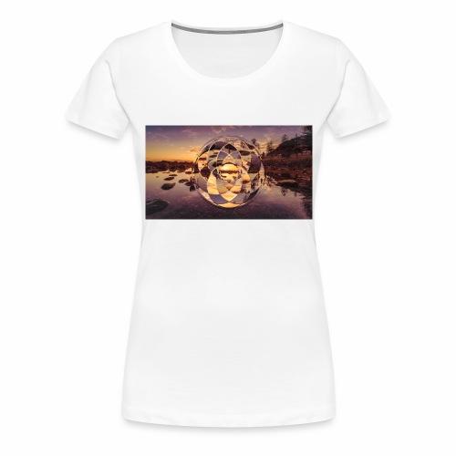Geometric Design 2.1 - Women's Premium T-Shirt