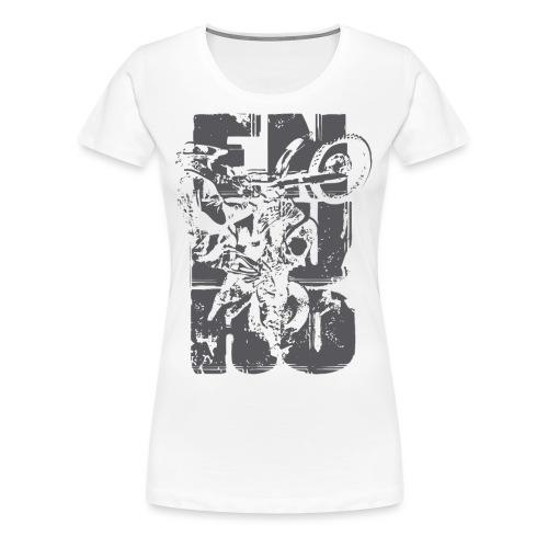 EnduroCross 01 - Koszulka damska Premium