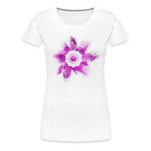 Kronenchakra - Frauen Premium T-Shirt