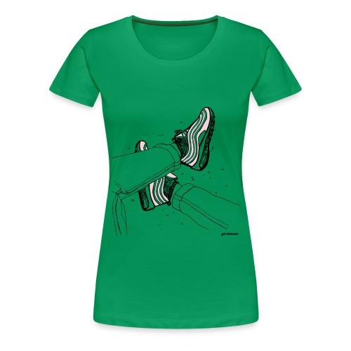 AM97 girlsinair - Women's Premium T-Shirt