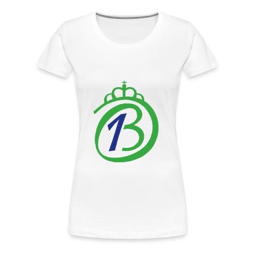 Logo Por nuestro Betis - Camiseta premium mujer