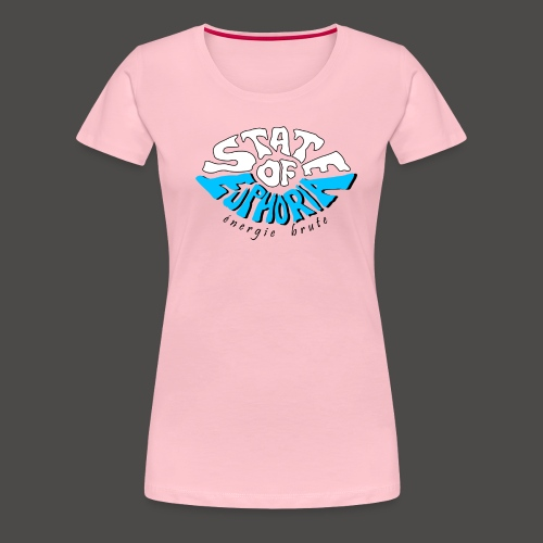 State of Euphoria - Women's Premium T-Shirt