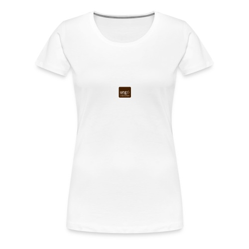 Ung Företagsamhet - Premium-T-shirt dam