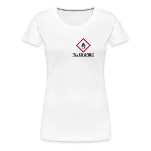TBF TBF - Premium-T-shirt dam
