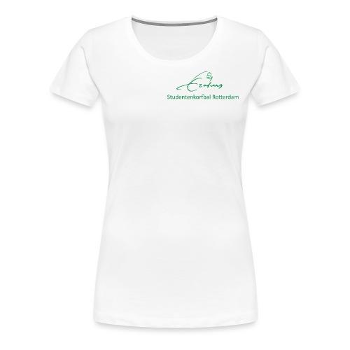 RSKV Erasmus - Vrouwen Premium T-shirt