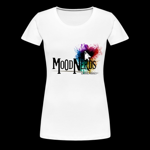 Mood Nerds v.40 - Frauen Premium T-Shirt