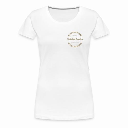 Schtephinie Evardson Premium Range - Women's Premium T-Shirt