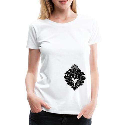 ChiBriNo Ornament black - Frauen Premium T-Shirt