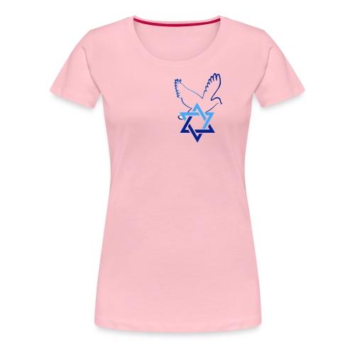 Shalom I - Frauen Premium T-Shirt