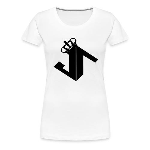 shirt desighn jc 2 BLACK - Women's Premium T-Shirt