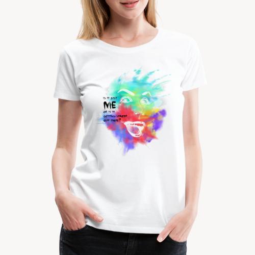 Crazy - Maglietta Premium da donna