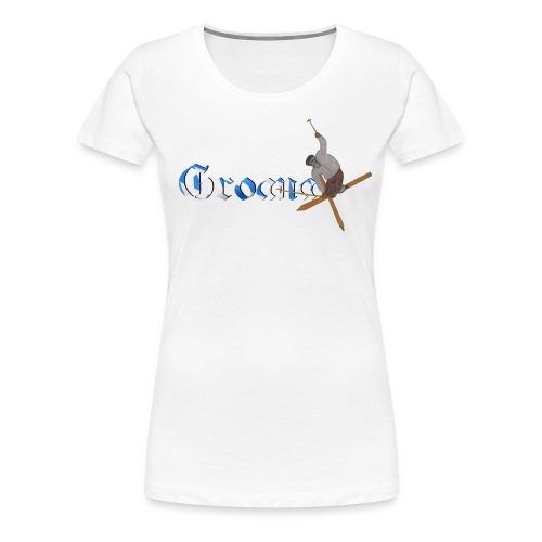 groanaski png - Frauen Premium T-Shirt