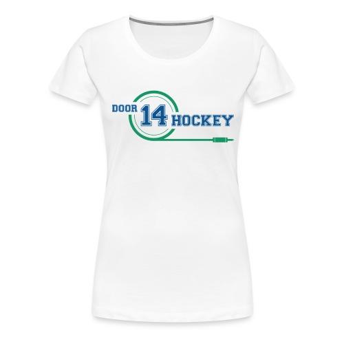 D14 HOCKEY - Women's Premium T-Shirt