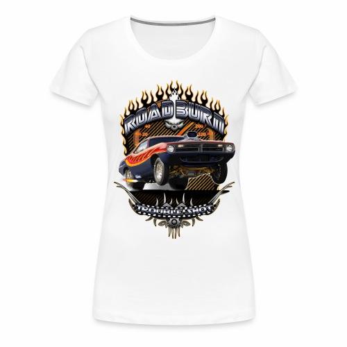 Barracuda Road Burn - Women's Premium T-Shirt
