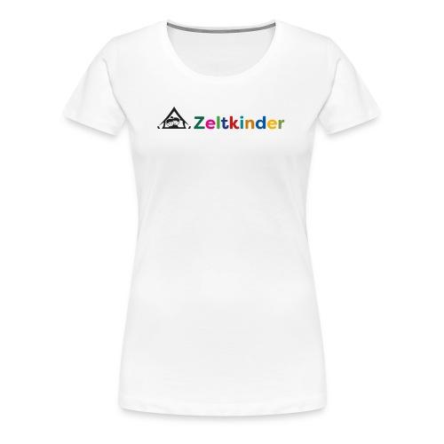 Zeltkinder - Frauen Premium T-Shirt