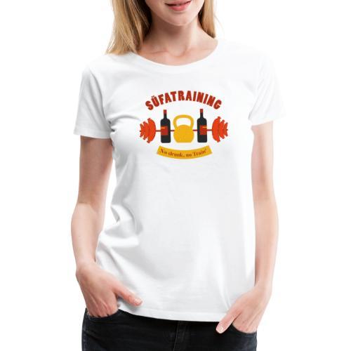 SüfaTraining couleur - T-shirt Premium Femme