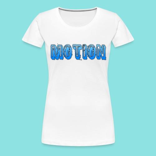 MoTion png - Women's Premium T-Shirt