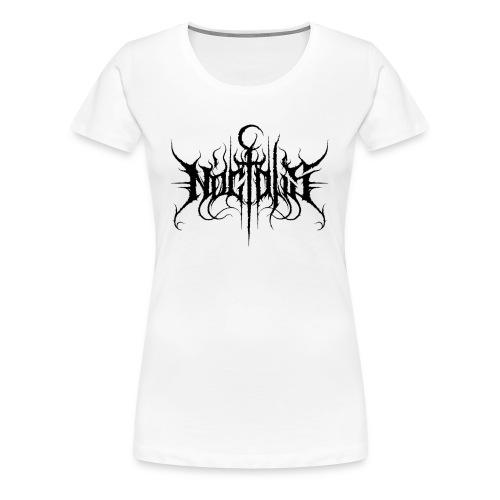 Noctalis Logo - Frauen Premium T-Shirt