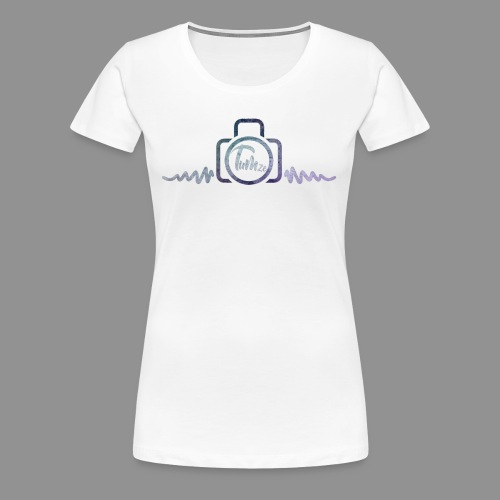 CAMERA LOGO - Women's Premium T-Shirt