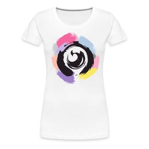 I Am Netlight (color) - Premium-T-shirt dam